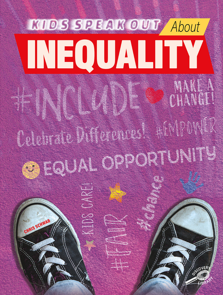 2021 - Kids Speak Out About Inequality (Hardback)