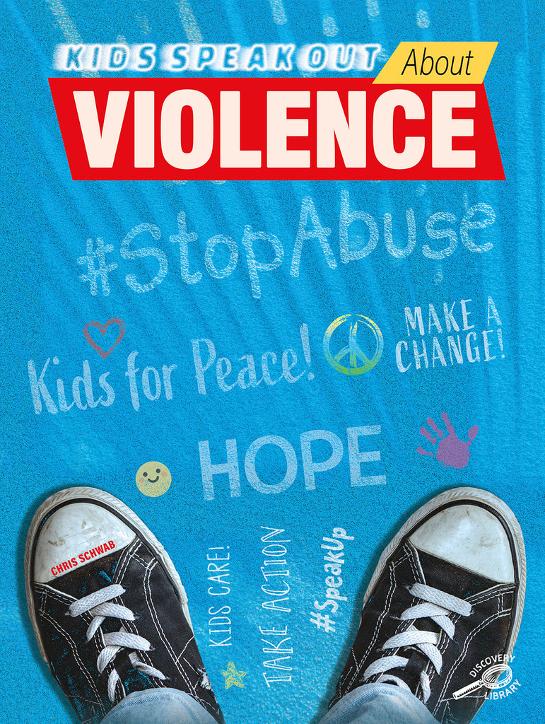 2021 - Kids Speak Out About Violence (Hardback)