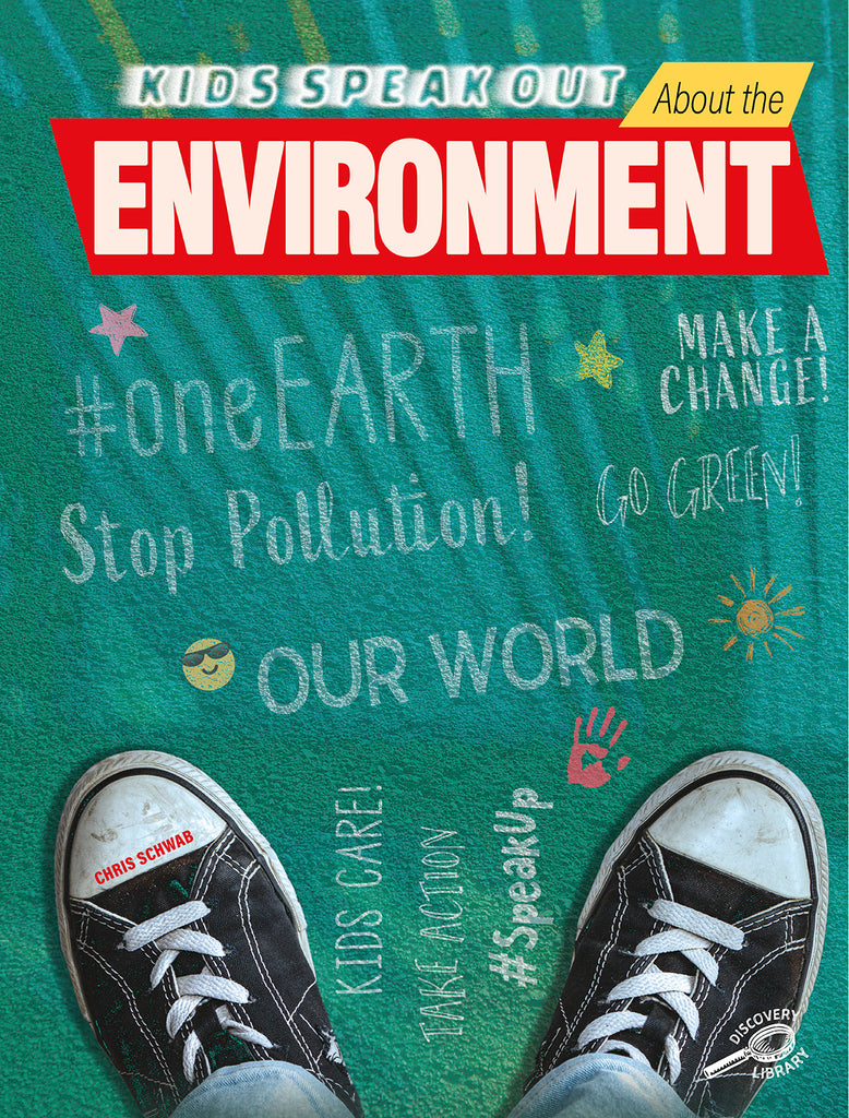 2021 - Kids Speak Out About the Environment (Hardback)