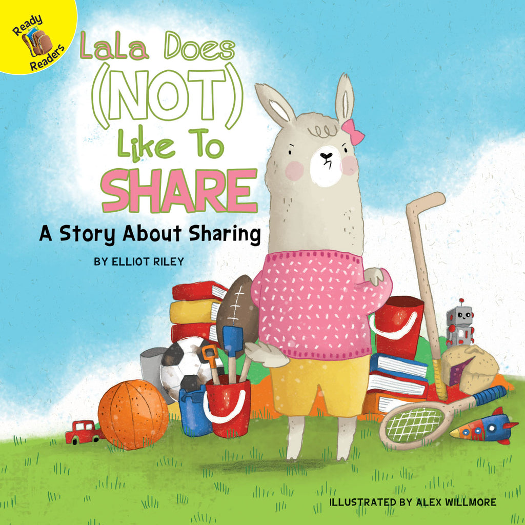2019 - LaLa Does (Not) Like to Share (Paperback)