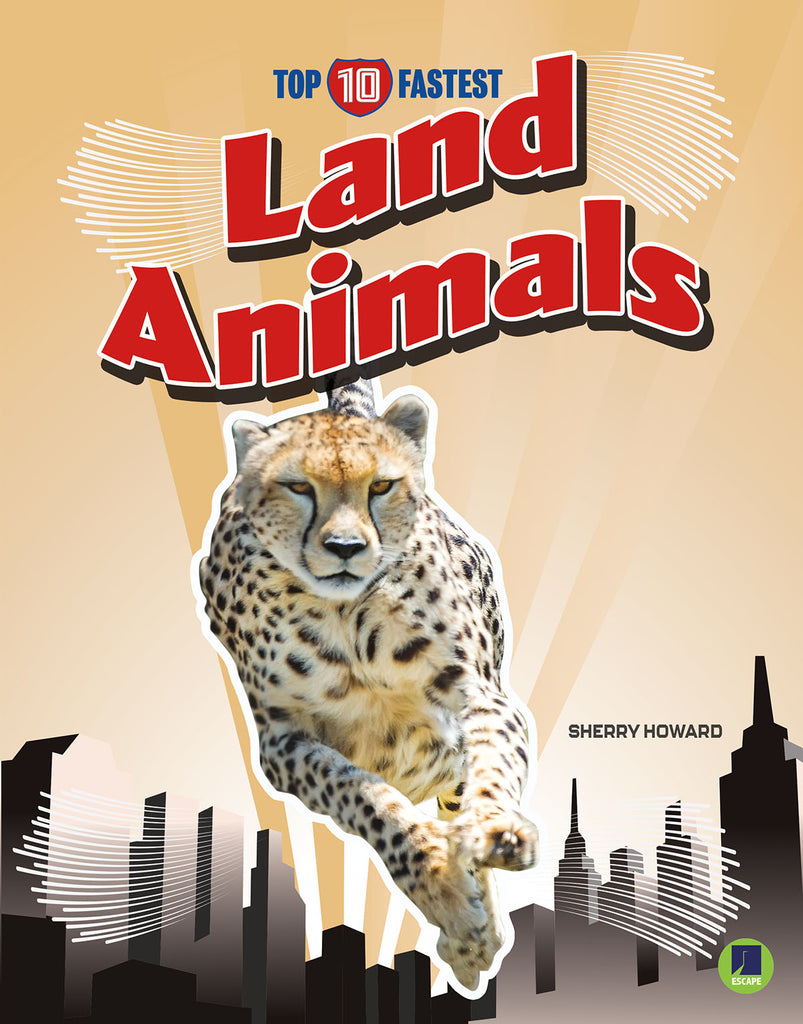 2020 - Land Animals (Hardback)