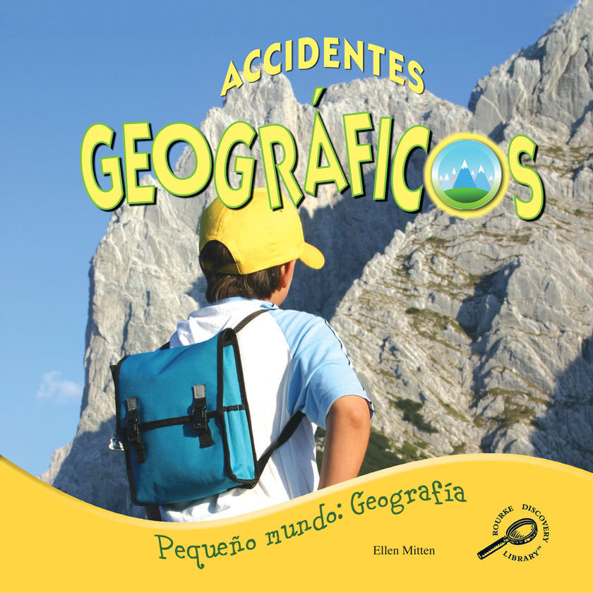 2010 - Accidentes geograficos (Looking At Landforms) (Paperback)