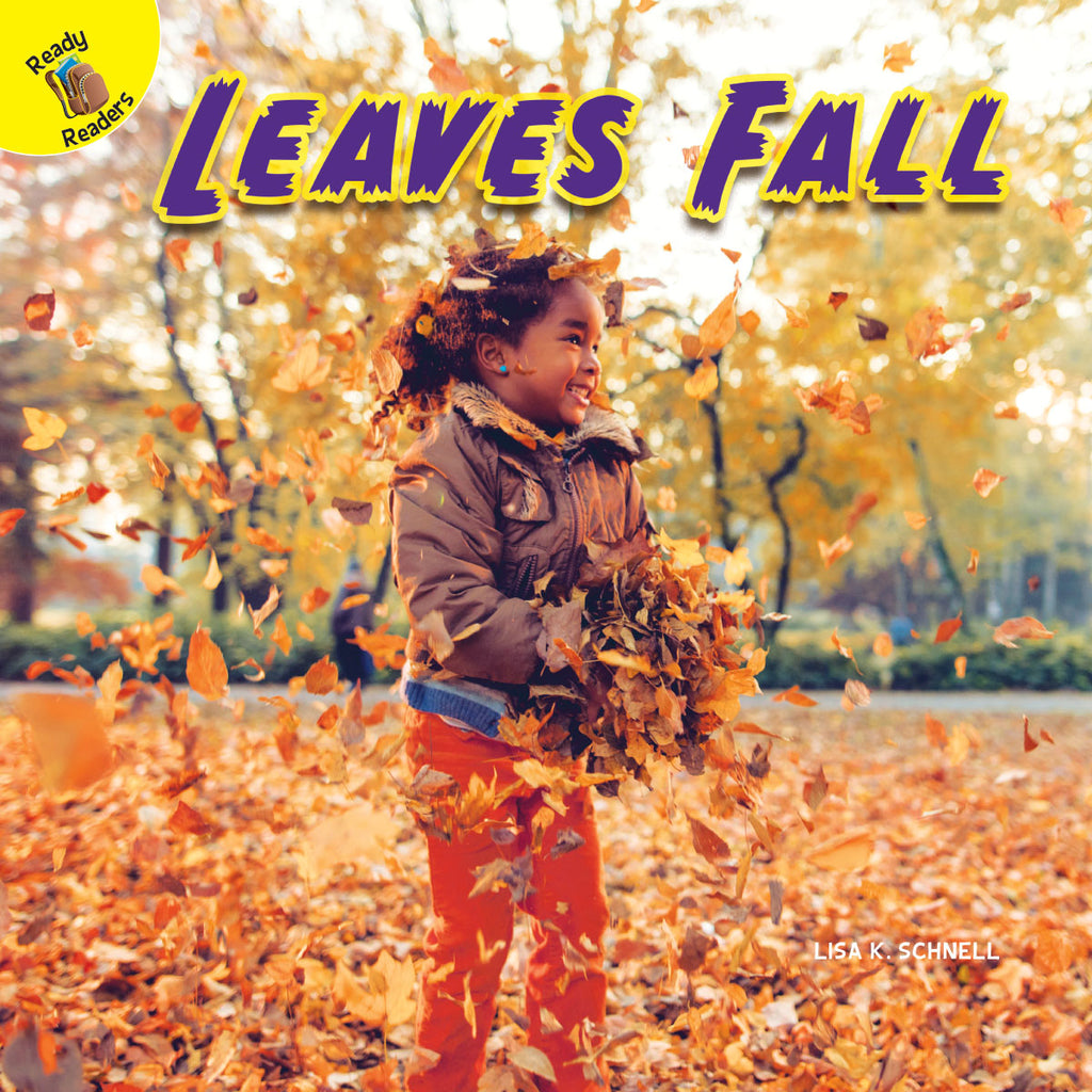 2019 - Leaves Fall (Hardback)