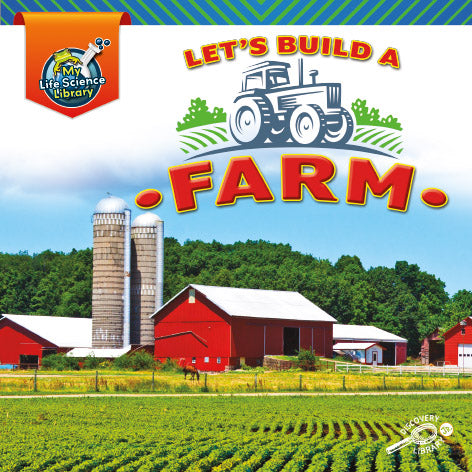 2020 - Let's Build A Farm (Paperback)