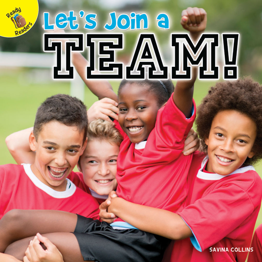 2019 - Let's Join a Team! (Paperback)