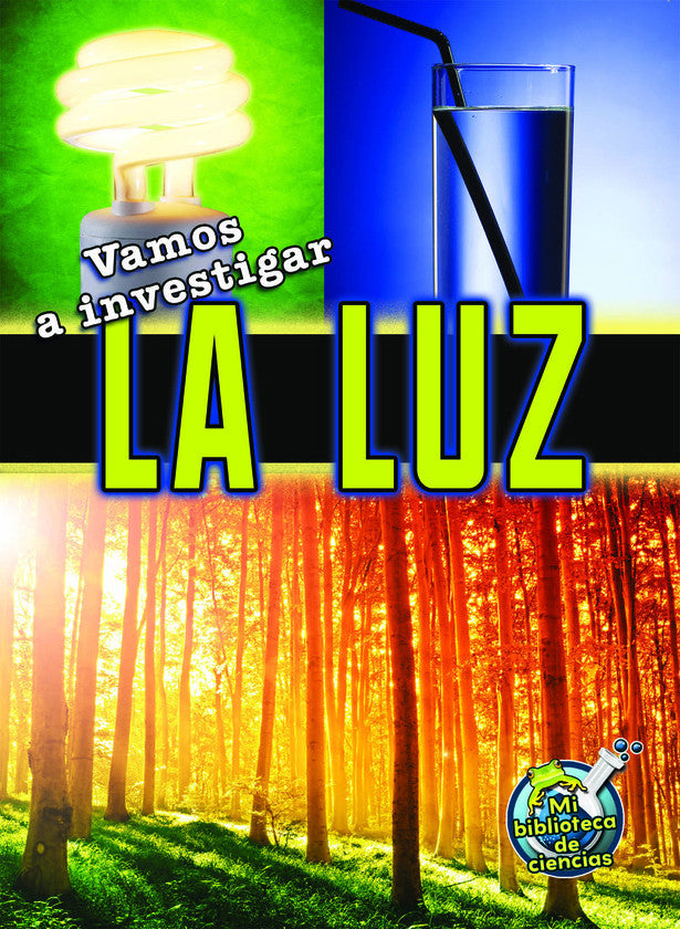 2013 - Vamos a investigar la luz (Let's Investigate Light) (eBook)