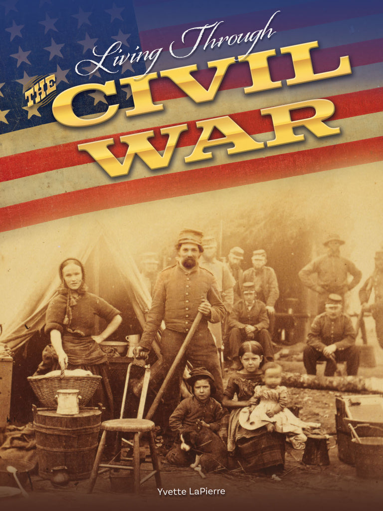 2019 - Living Through the Civil War (Paperback)