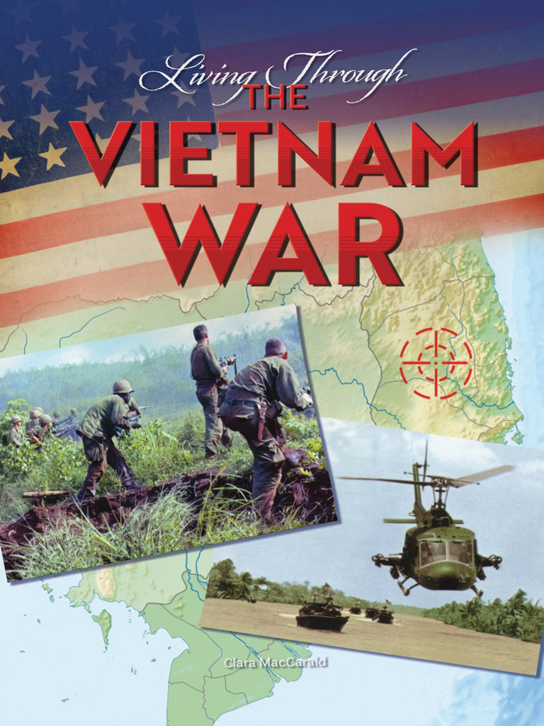 2019 - Living Through the Vietnam War (Hardback)