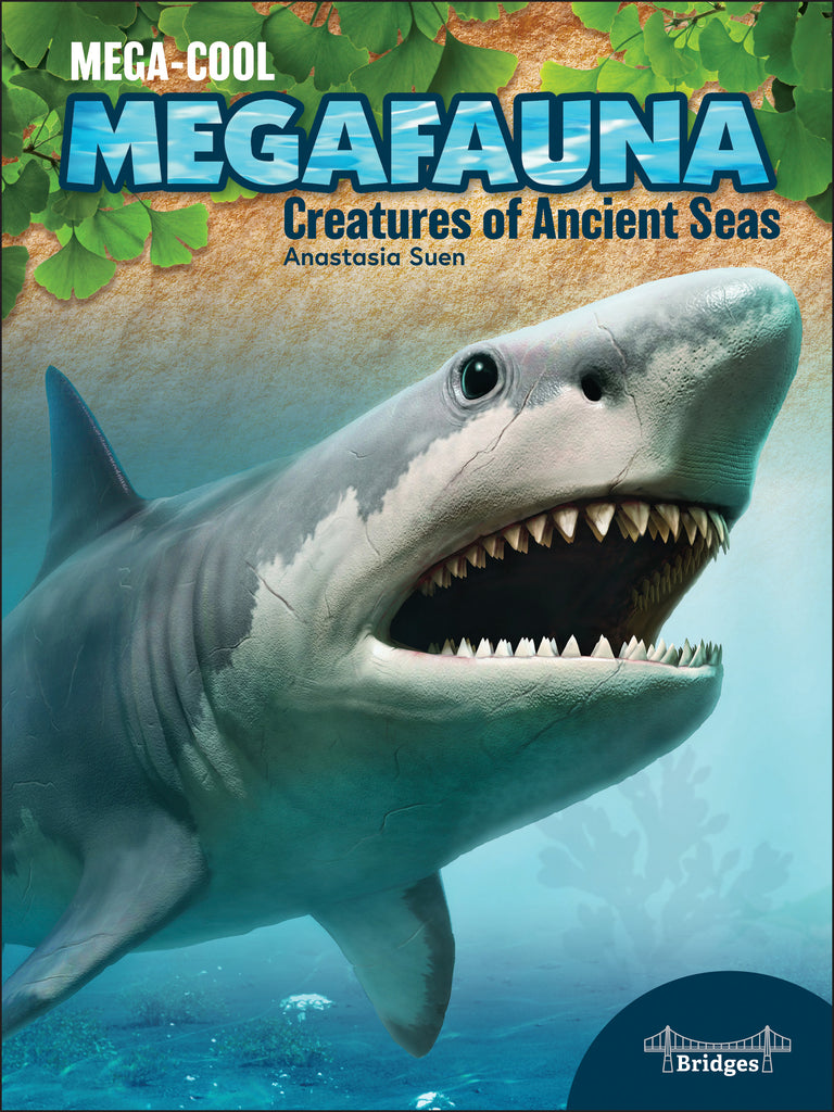 2021 - MEGA Creatures of Ancient Seas (Hardback)