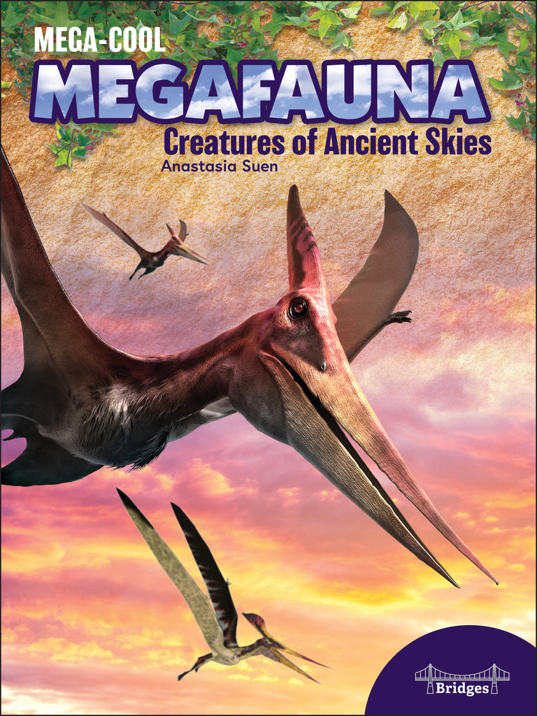 2021 - MEGA Creatures of Ancient Skies (Hardback)
