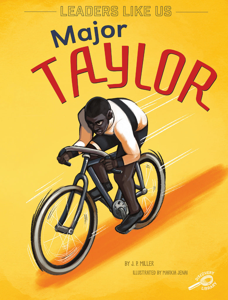 2021 - Major Taylor (eBook)