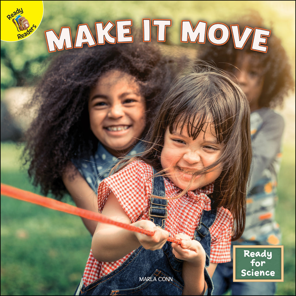 2021 - Make It Move (Hardback)