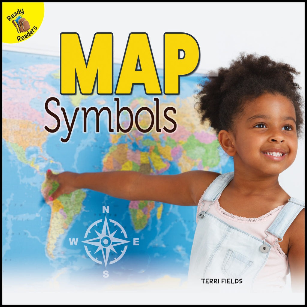 2019 - Map Symbols (eBook)
