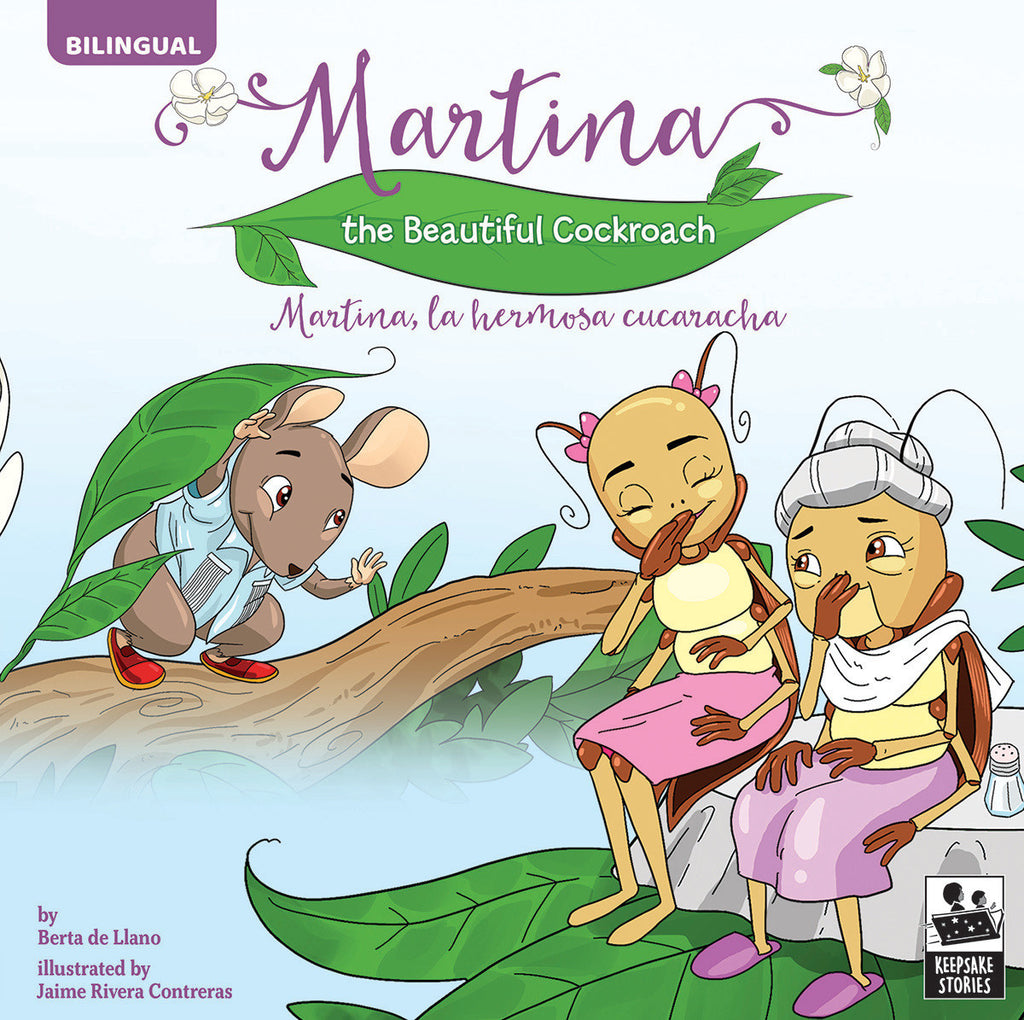2021 - Martina the Beautiful Cockroach (Hardback)