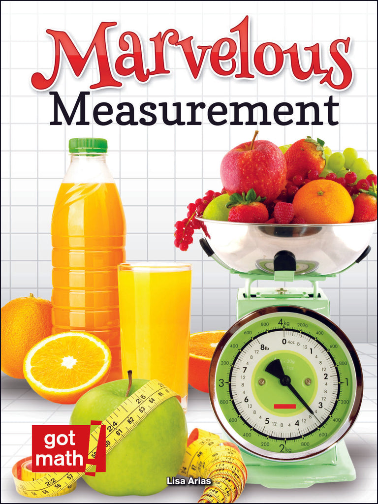 2015 - Marvelous Measurement (Hardback)