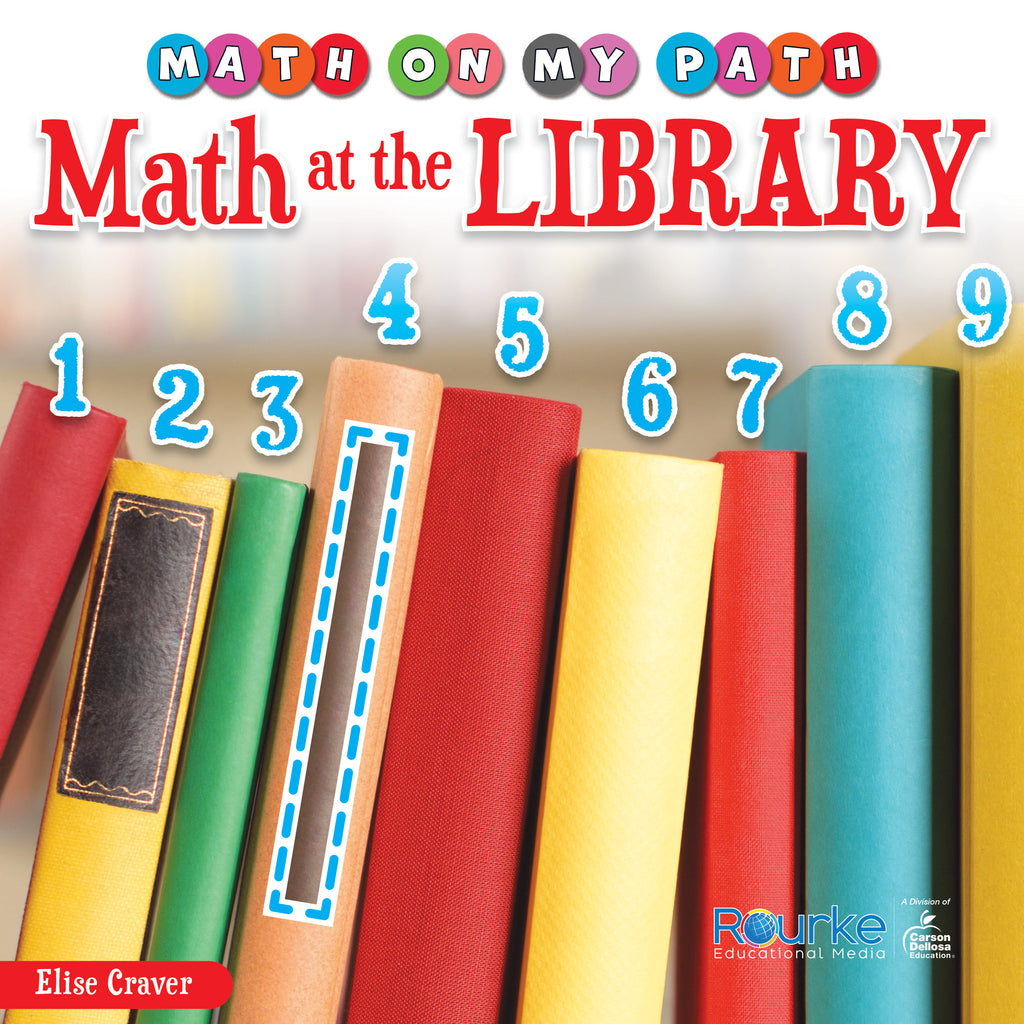 2021 - Math at the Library  (Hardback)