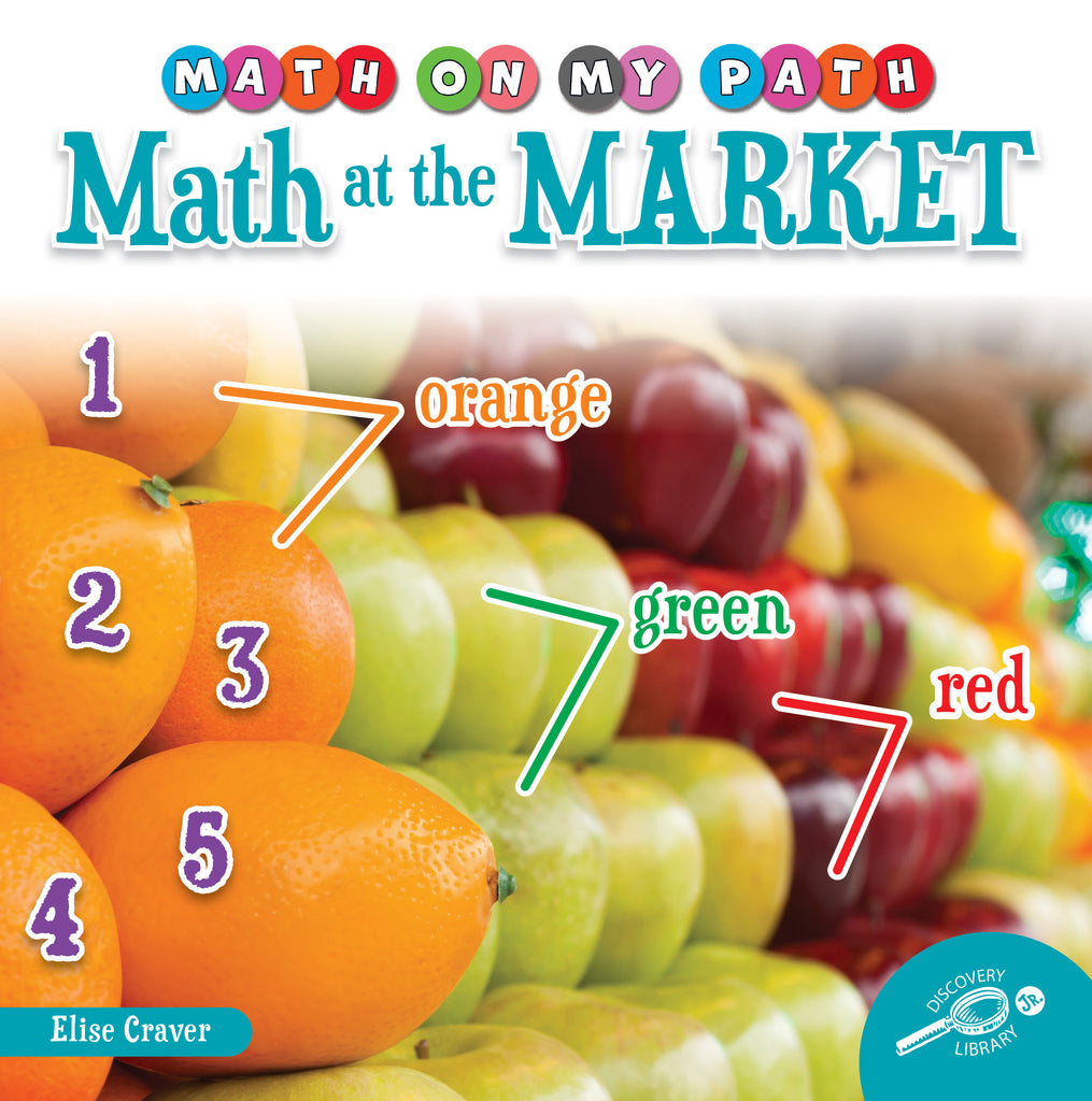2021 - Math at the Market (Paperback)