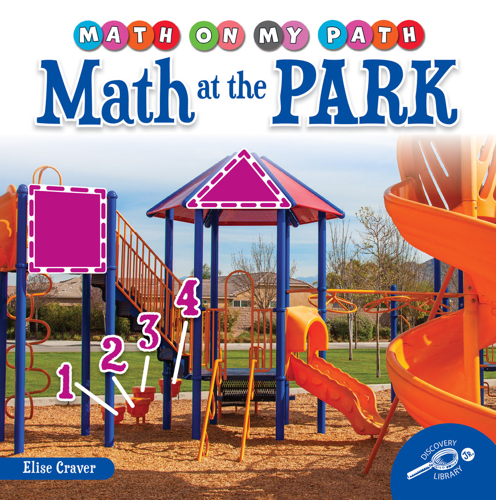 2021 - Math at the Park (Hardback)