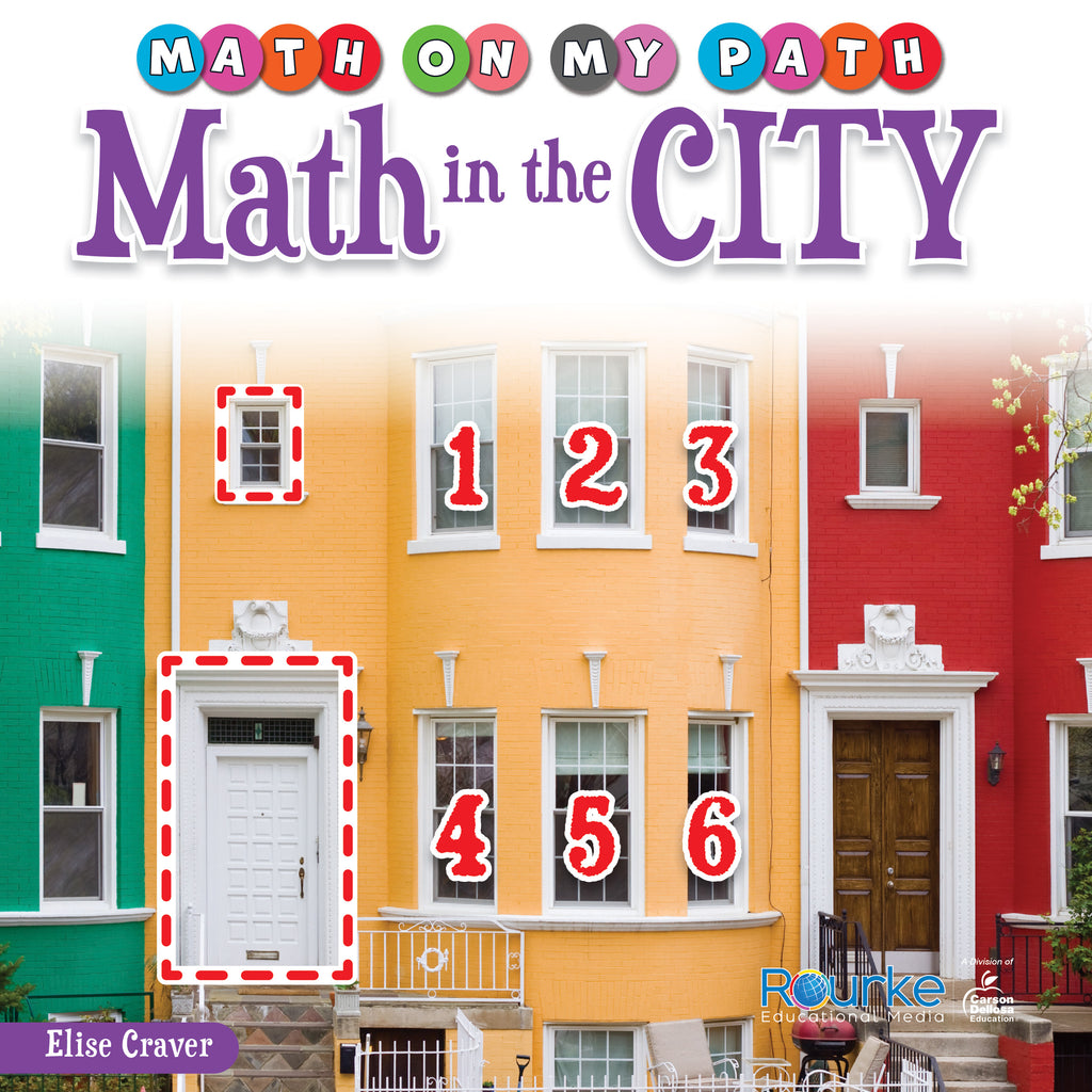 2021 - Math in the City  (Hardback)