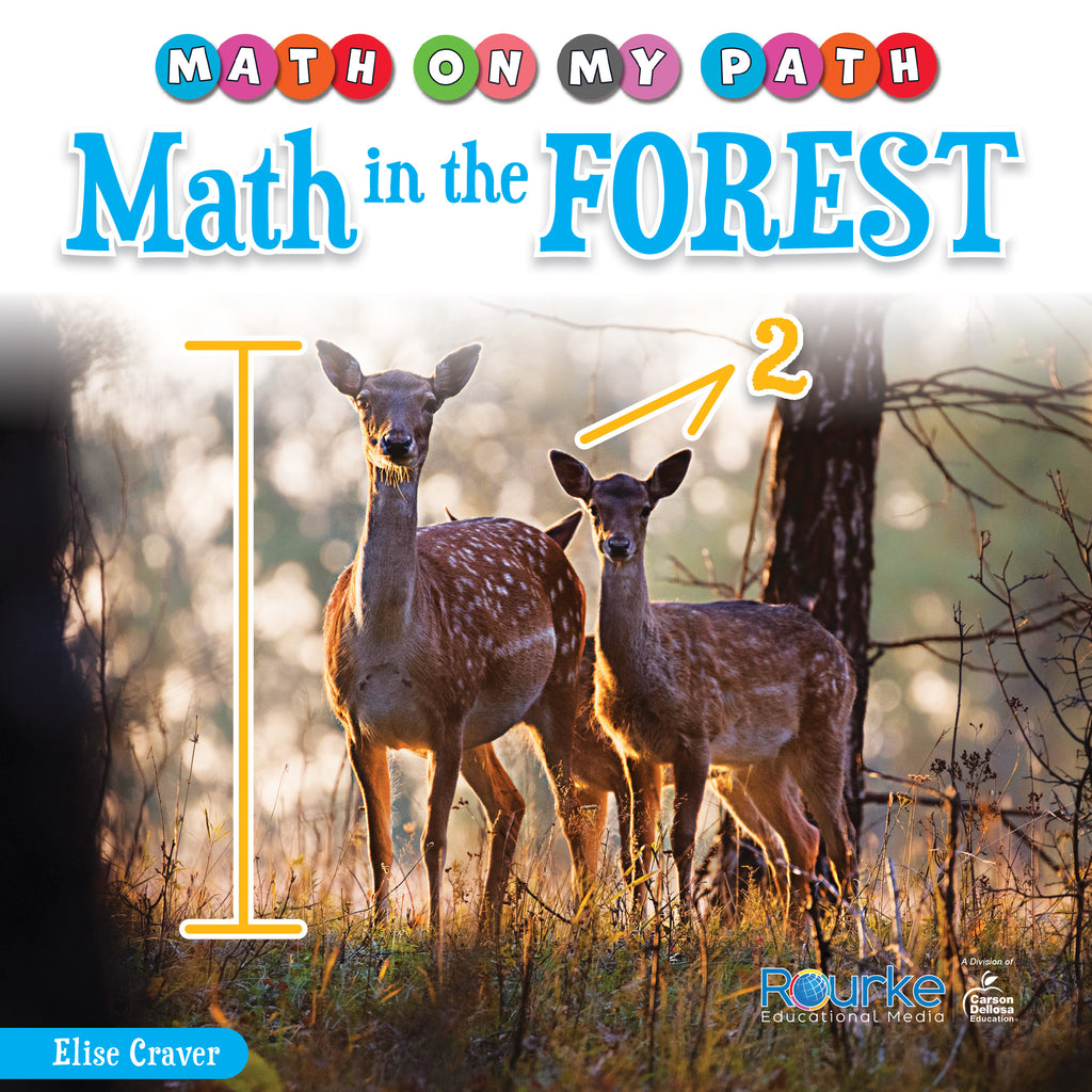 2021 - Math in the Forest  (Paperback)