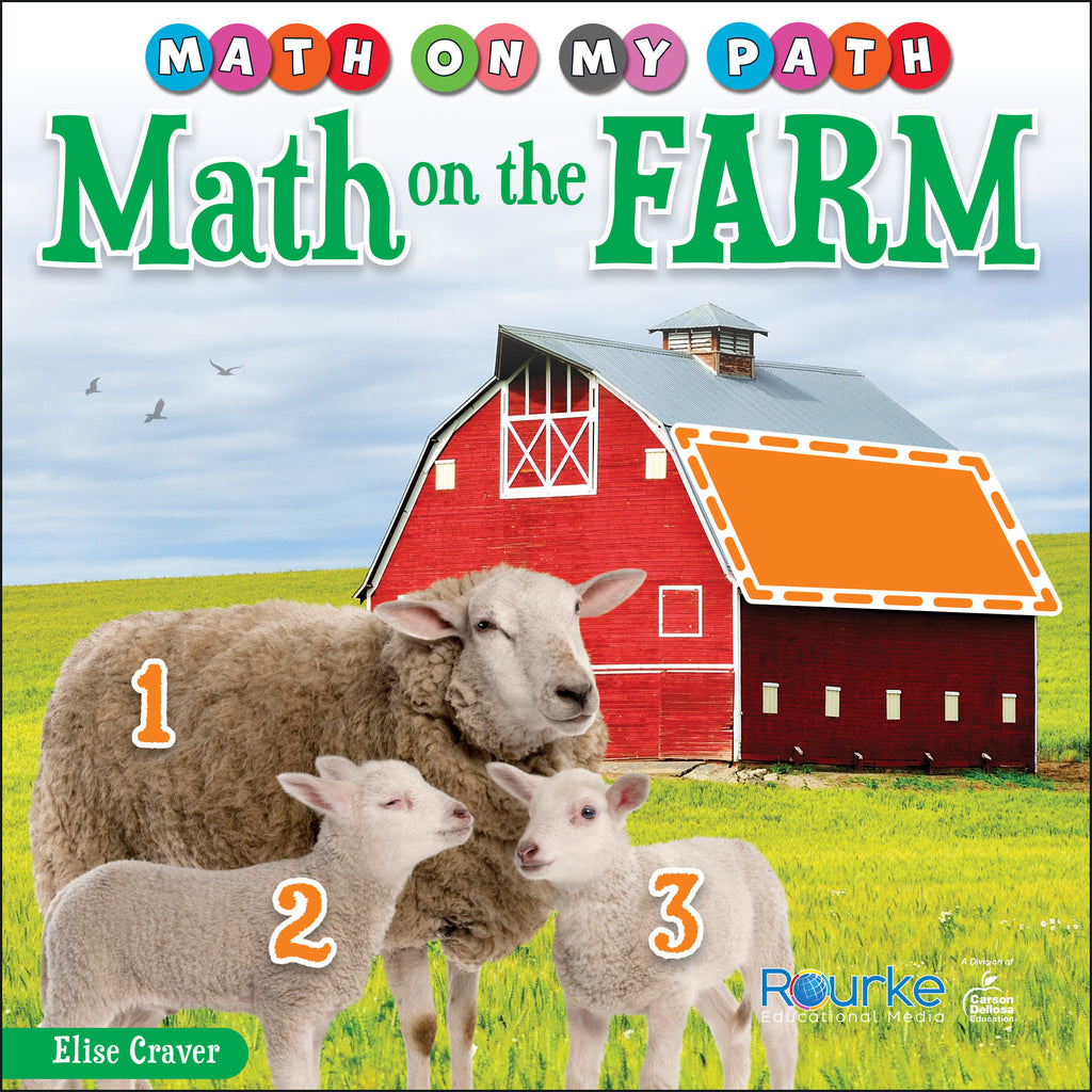 2021 - Math on the Farm (Paperback)