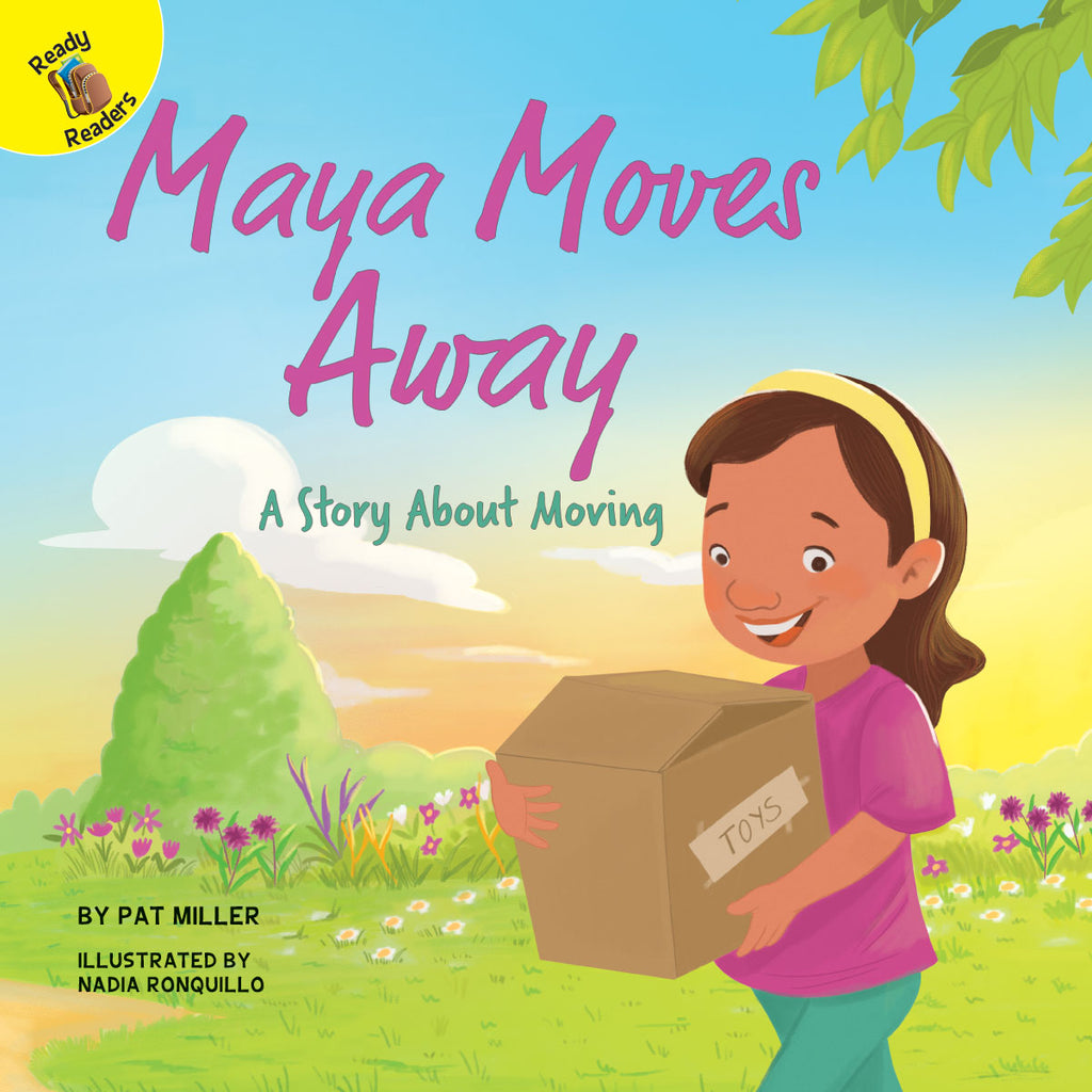 2019 - Maya Moves Away (Hardback)