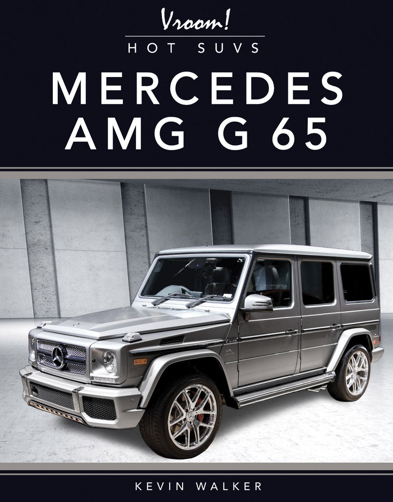 2019 - Mercedes AMG G-65 (eBook)