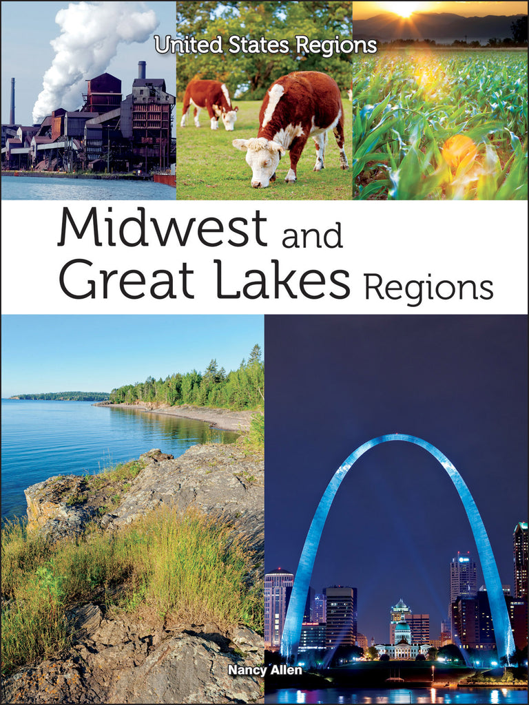 2015 - Midwest and Great Lakes Regions (Paperback)