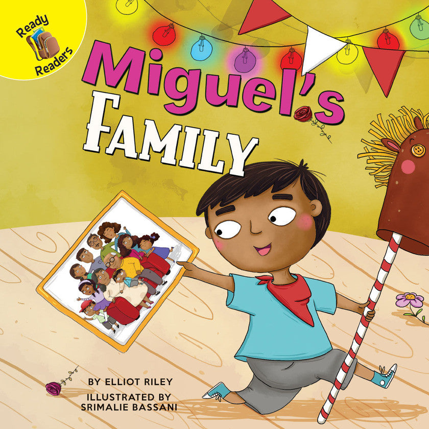 2017 - Miguel's Family (Paperback)