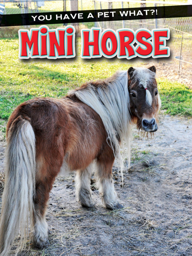 2016 - Mini Horse (eBook)