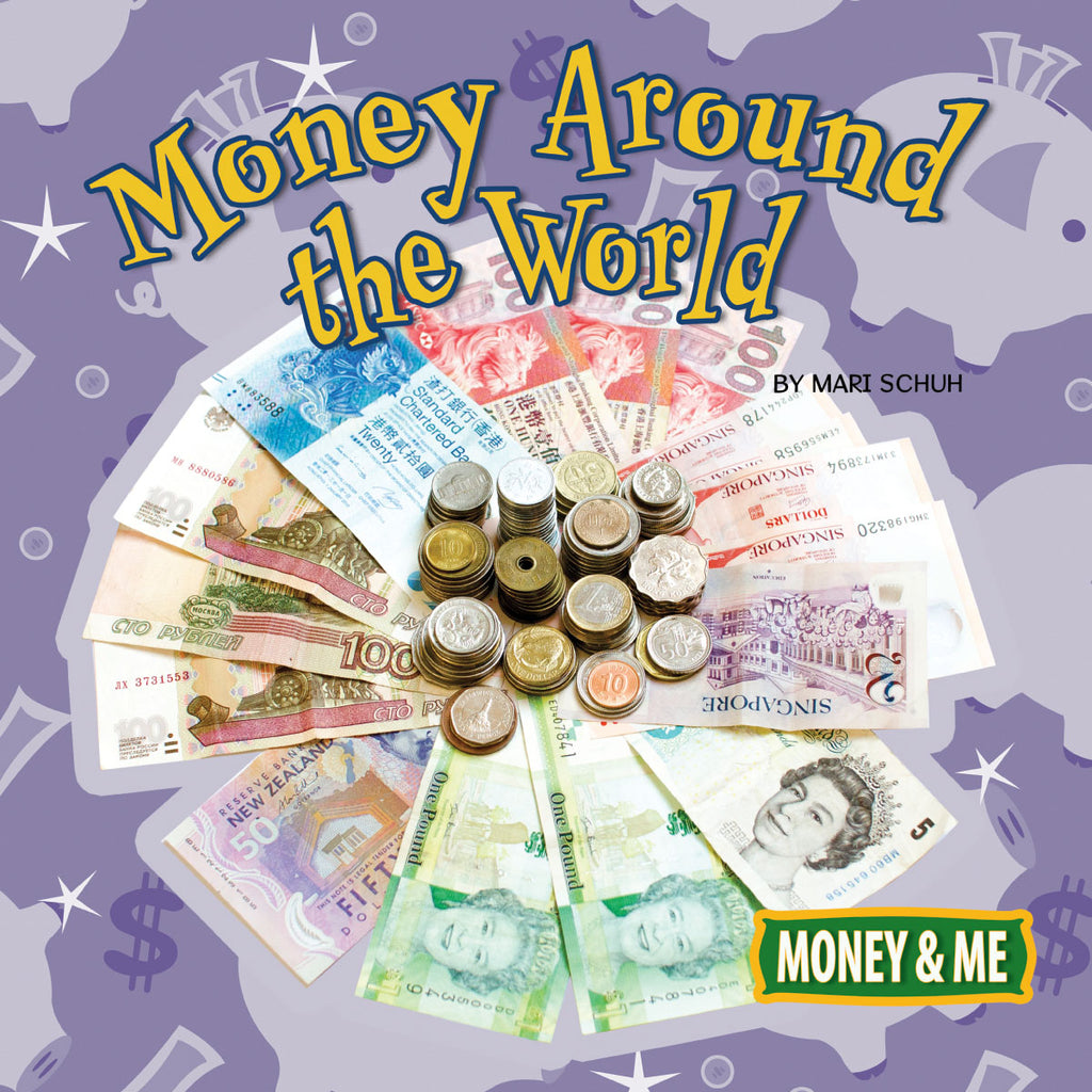 2019 - Money Around the World (Hardback)
