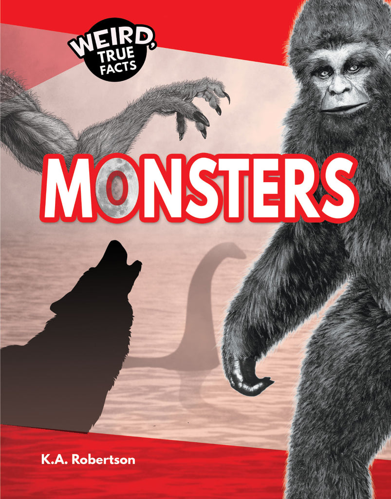 2019 - Monsters (Hardback)