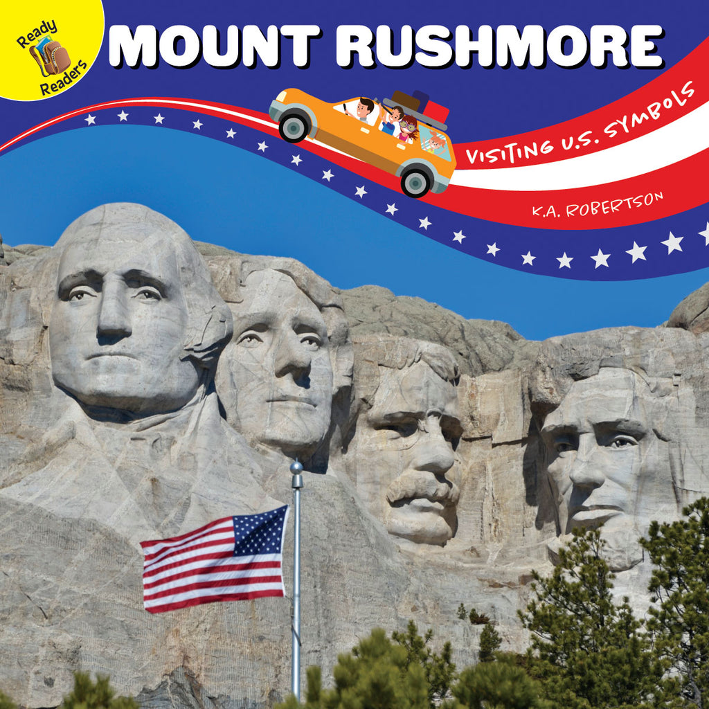 2019 - Mount Rushmore (eBook)