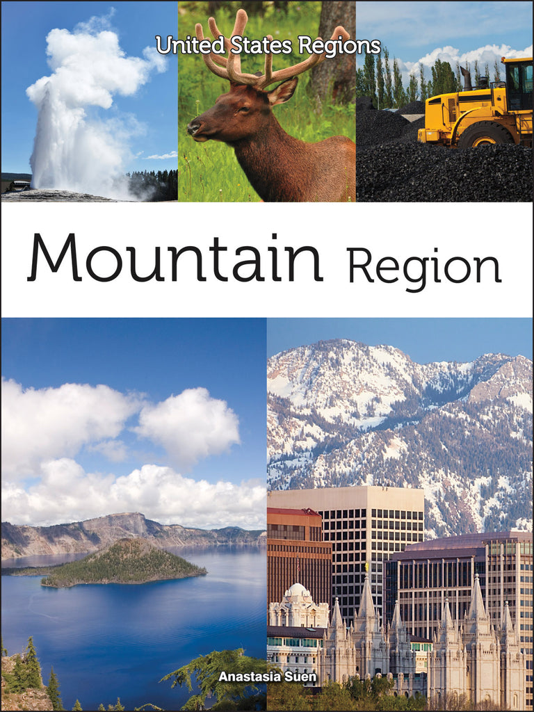 2015 - Mountain Region (Hardback)