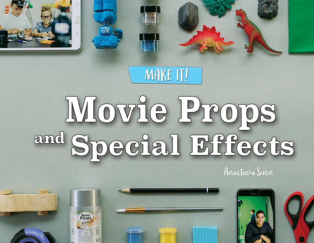 2019 - Movie Props and Special Effects (eBook)