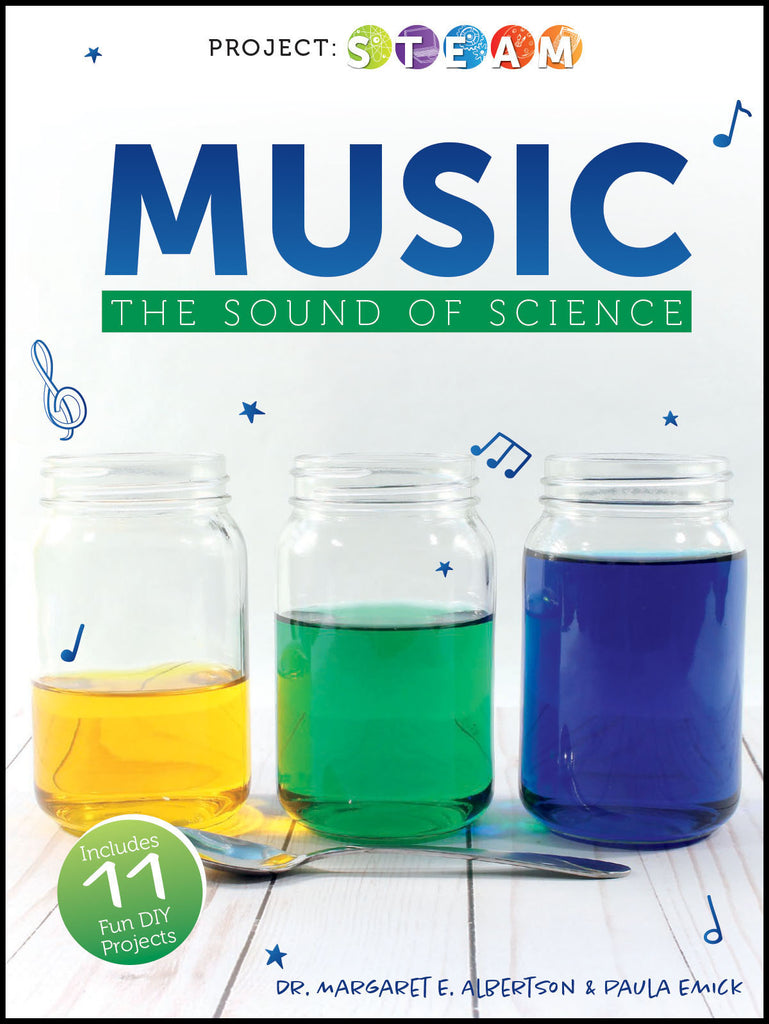 2019 - Music: The Sound of Science (eBook)
