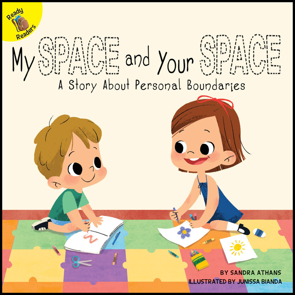 2019 - My Space and Your Space (Hardback)