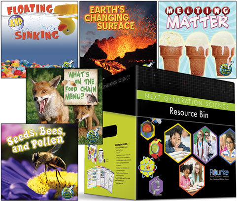 Next Generation Resource Bin - Second Grade English