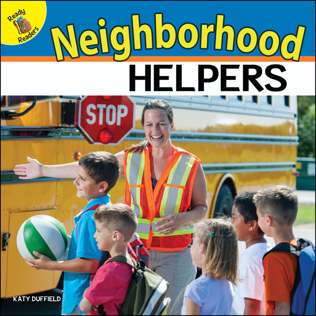2019 - Neighborhood Helpers (Hardback)