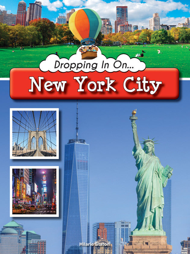 2016 - Dropping In On New York City (Paperback)