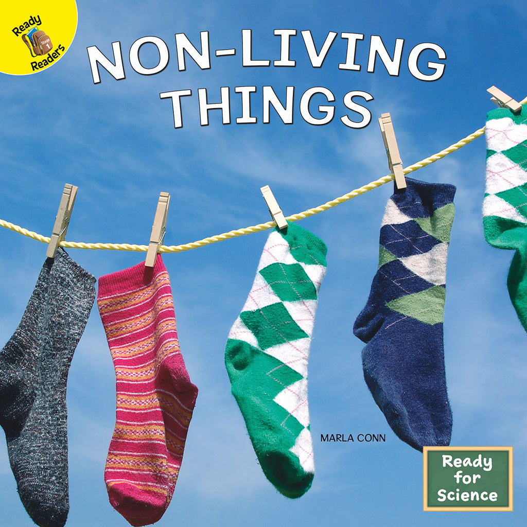 2020 - Non-Living Things (eBook)