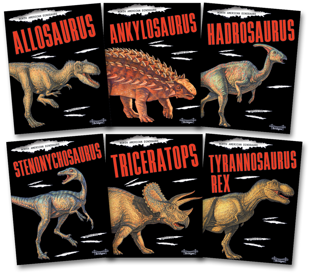 2020 - North American Dinosaurs (Series)