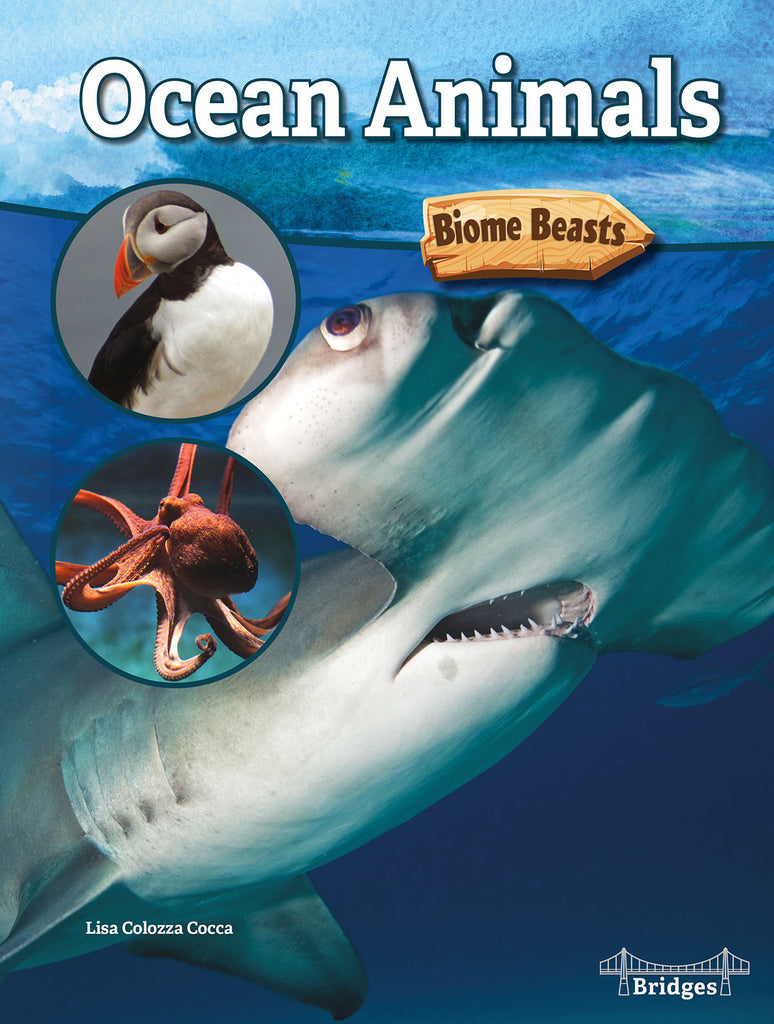 2020 - Ocean Animals (eBook)