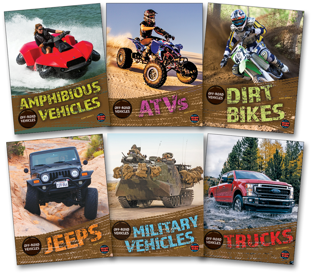 2020 - Off-Road Vehicles (Series)