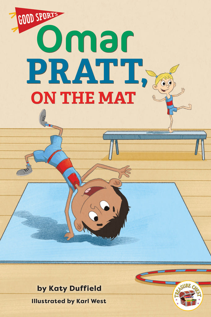 2021 - Omar Pratt, On the Mat (Hardback)