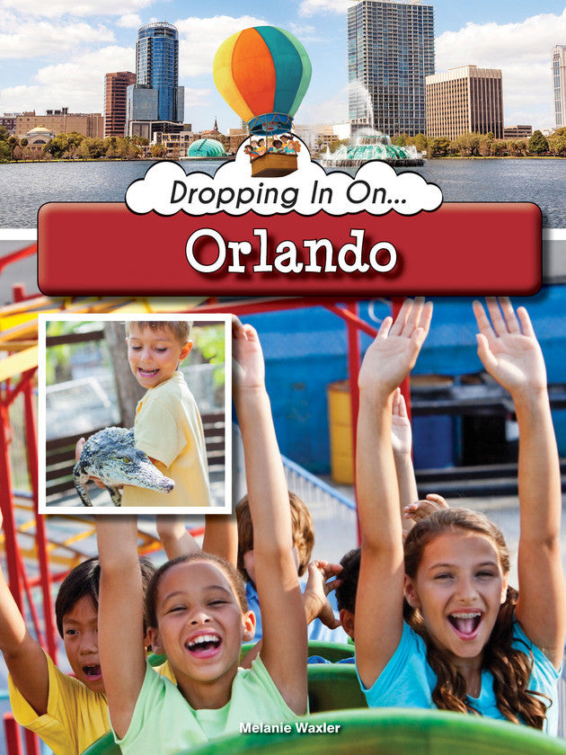 2016 - Dropping In On Orlando (Hardback)