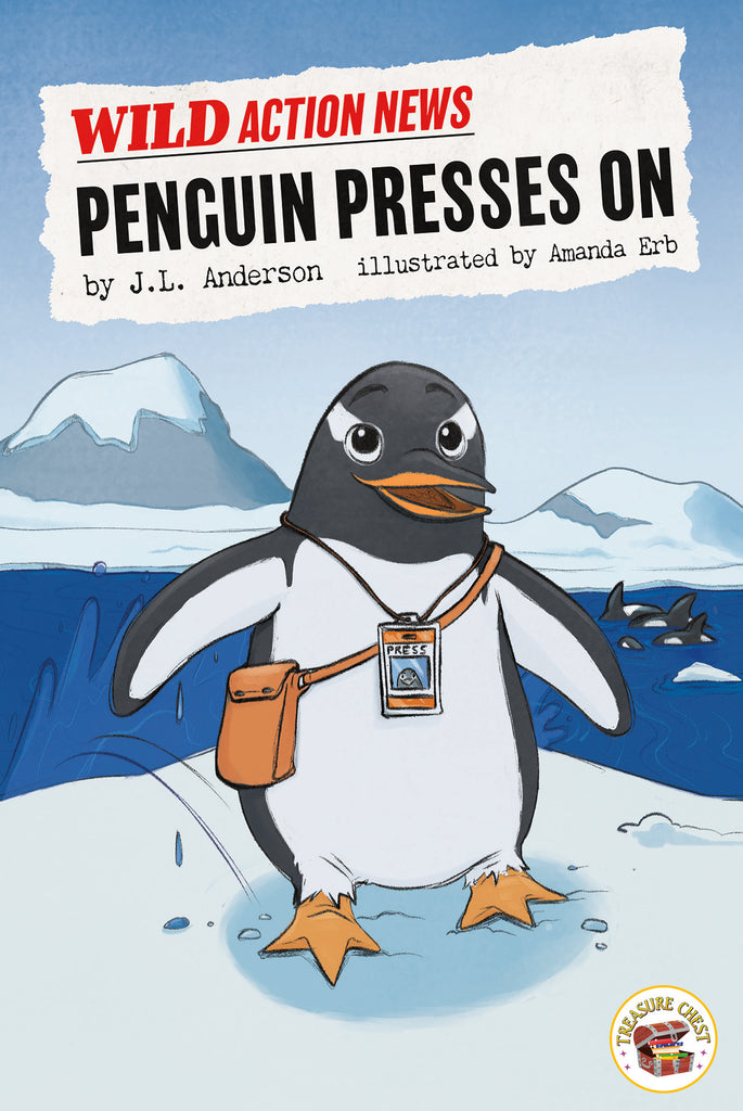 2020 - Penguin Presses On (eBook)
