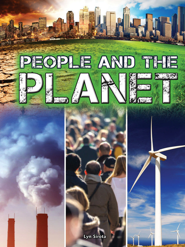 2016 - People and the Planet (Hardback)