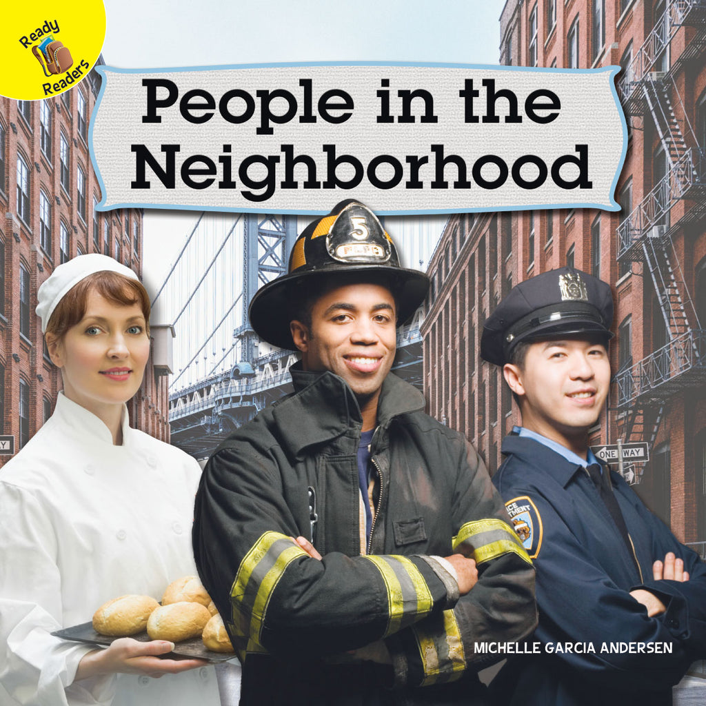 2019 - People in the Neighborhood (Paperback)