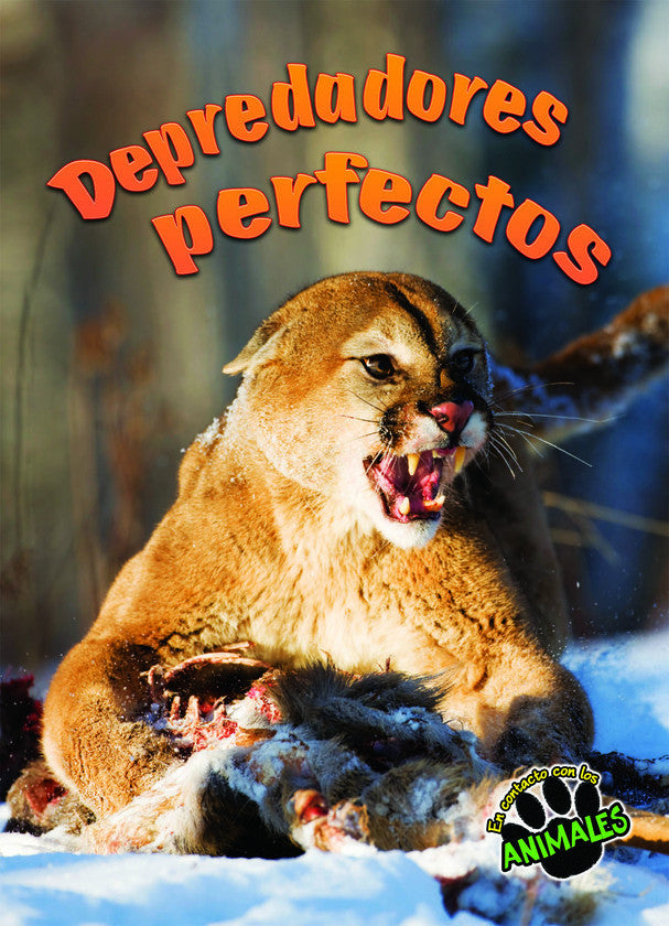 2013 - Depredadores perfectos (Perfect Predators) (eBook)